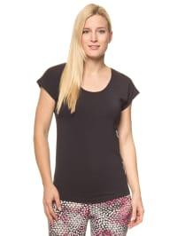 "Venice Beach Funktions-Shirt ""Rocca"" in Schwarz"