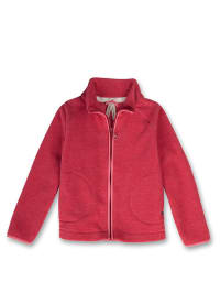 Sanetta Fleecejacke in Rot
