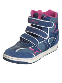 "Geox Sneakers ""Creamy"" in Blau"