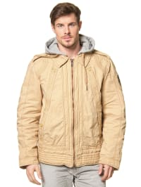 Jetlag Winterjacke in Beige