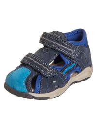 Indigo Sandalen in Blau/ Türkis