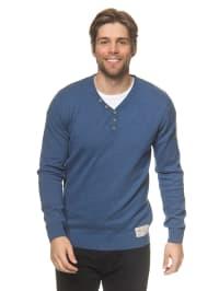 Tom Tailor Pullover in Blau