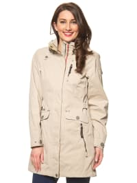"Killtec Parka ""Louna"" in Creme"