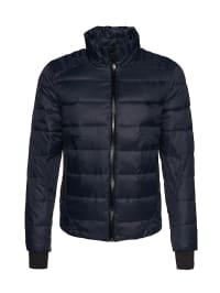 Replay Steppjacke in Dunkelblau