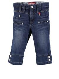 Paglie 3/4-Jeans in Dunkelblau
