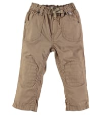 Paglie Stoffhose in Beige