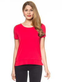 More & More Shirt in Rot