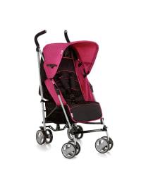 "Hauck Buggy ""Roma T13"" in Pink/ Schwarz"
