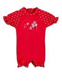 Needs Badeanzug in Rot/ Weiß