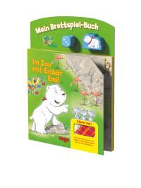"""Haba Brettspielbuch """"Im Zoo mit Eisbär Emil"""" - ab 3 Jahren"""