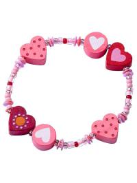 """Haba 5tlg. Schmuckset """"Rosalina"""" in Rosa/ Pink"""