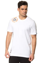 Reebok Shirt in Weiß