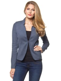 Tom Tailor Blazer in Graublau