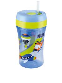 "NUK Trinklernbecher ""Easy Learning Cup Fun"" in Hellblau, 300 ml"