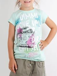 MEK Shirt in Mint/ Bunt