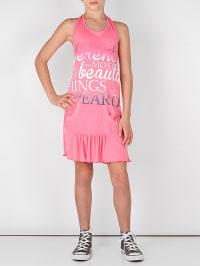 MEK Kleid in Rosa
