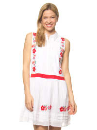 Calao Kleid in Weiß