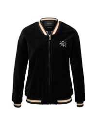 Maison Scotch Jacke in Schwarz
