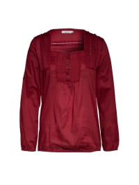 Kaffe Bluse in Rot