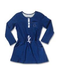 Lulu Castagnette Kleid in Blau
