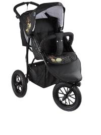 "Knorr-baby Sportwagen ""Joggy S"" in Schwarz"