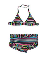 Sanetta Bikini in Schwarz/ Bunt