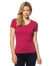 More & More Shirt in Fuchsia