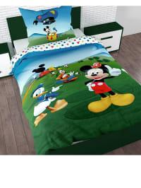 "Disney Bettwäsche-Set ""Mickey - Balloon"" in Bunt"