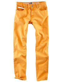 Roadsign Jeans in Orange