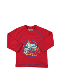 "Jacky Longsleeve ""Whales Gang"" in Rot"