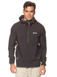 "Regatta Regenjacke ""Evitts"" in Schwarz"