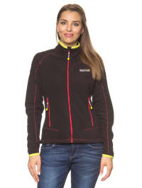 "Regatta Fleecejacke ""Faxon"" in Schwarz"