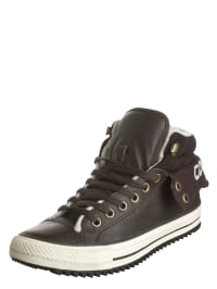 "Converse Leder-Sneakers ""CT PC2 Winter Boot MID"" in Braun"