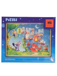 """Drei Magier Spiele 10tlg. Puzzle """"Geisterburg"""" - ab 2 Jahren"""