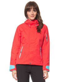 "Halti Outdoorjacke ""Lampi"" in Rot"