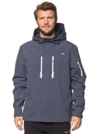 "Halti Outdoorjacke ""Seipi"" in Grau"