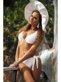 Meriell Bikini in Weiß