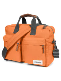 "Eastpak Umhängetasche ""Tomec"" in Orange/ Anthrazit - (B)39 x (H)21 x (T)12 cm"
