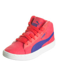 Puma Sneakers in Koralle/ Blau