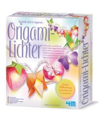 """4M Papier-Kreativset """"Origami Lichter"""" - ab 5 Jahren"""