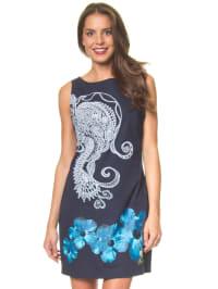 "Desigual Kleid ""Luna"" in Blau"