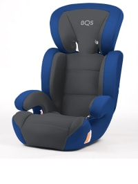"Babyauto Kinderautositz ""BJP23"" in Grau/ Blau"