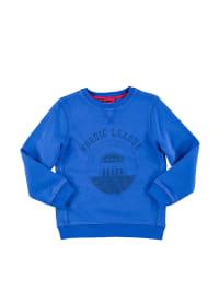 "Ticket2heaven Sweatshirt ""Malte"" in Royalblau"