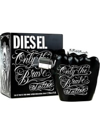 Diesel Only The Brave Tattoo - EdT, 200 ml