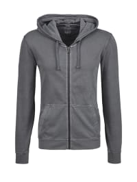 S. Oliver Sweatjacke in Grau