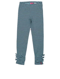 ZieZoo Leggings in Dunkelblau/ Hellblau