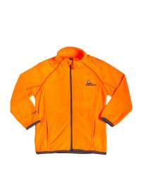"""Peak Mountain Fleecejacke """"Ecafone"""" in Orange"""