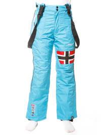 "Geographical Norway Ski-/ Snowboardhose ""Wonderfull"" in Türkis"