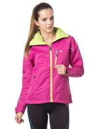 "Dare 2b Funktions-Jacke ""Sprightly"" in fuchsia/ limone"