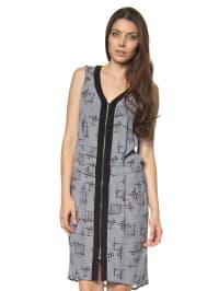 Selected Kleid in grau